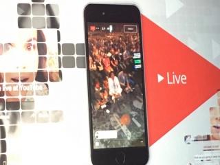 یوتیوب قابلیت پخش زنده را به نسخه موبایل افزود