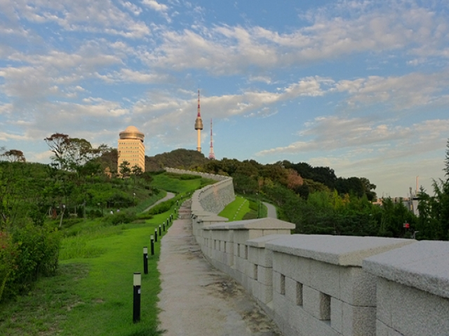 آشنایی با پارک نامسان کره جنوبی و برج معروف آن