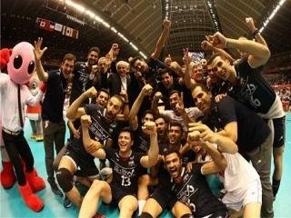 تیم والیبال ایران به المپیک ریو راه یافت