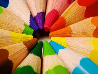 اهمیت رنگ در زندگی