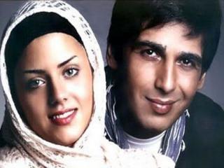 طلاق حمید گودرزی از همسرش ماندانا دانشور!!