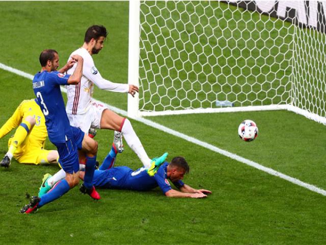 ایتالیا 2-0 اسپانیا؛ خداحافظ سینیور دل بوسکه