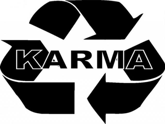 قانون کارما