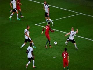پرتغال 0-0 اتریش؛ طلسم شده