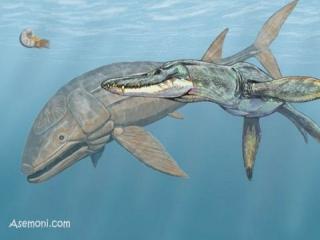 دایناسورهای دریایی و موجودات ترسناک ماقبل تاریخ