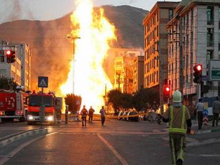 کشف دومین جسد در انفجار شهران