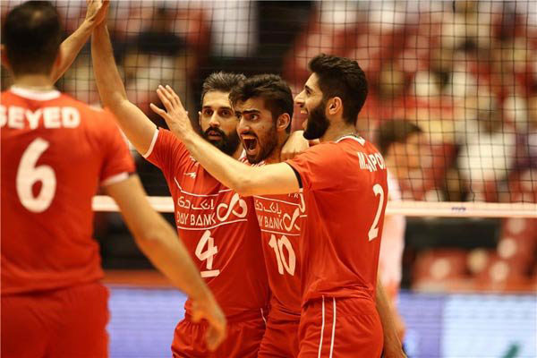 Iran 2 - China 1, only one set to Rio (1)