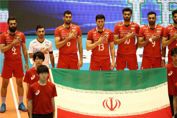 Iran 2 - China 1, only one set to Rio (2)