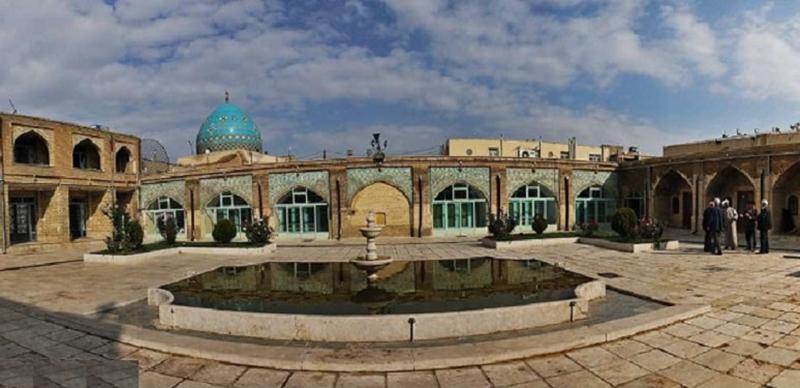 مسجد چهلستون زنجان