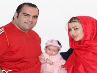 واکنش تند همسر بهداد سلیمی به لباس المپیک