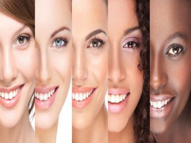 رنگ پوست و تشخیص رنگ پوست