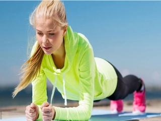 ده حرکت ورزشی ساده در خانه