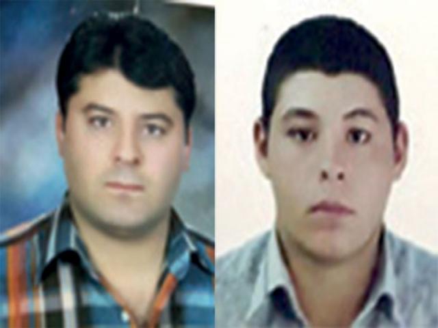 این 2 قاتل فراری را می شناسید / پلیس از مردم کمک خواست+عکس 2 متهم