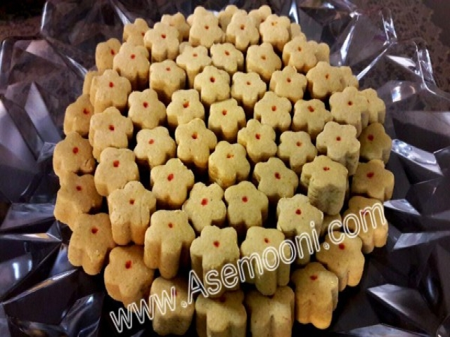 شیرینی نخودچی بازاری
