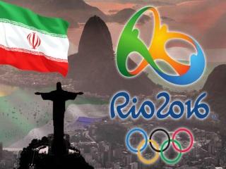 ورزشکاران ایرانی در المپیک ریو 2016 + استان های کشور