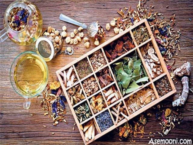 خواص انواع گیاهان دارویی