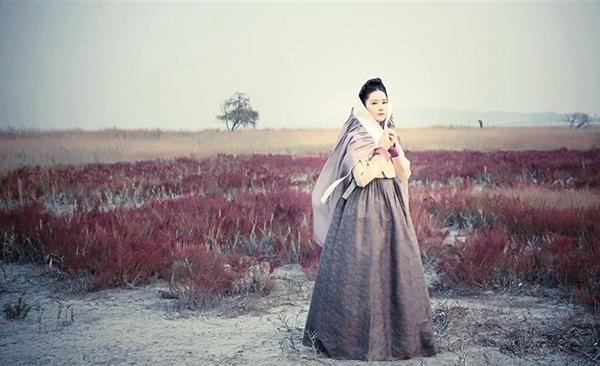 """لی یونگ آئه در سریال """"سایمدانگ"""" سال 2017"""