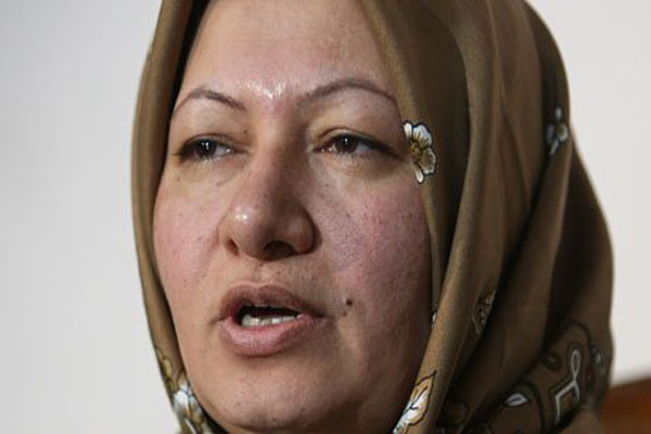 Narges Mohammadi declared a wrong execution (2)