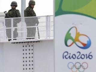 افزایش نیروهای امنیتی و پلیس در آستانه المپیک 2016 ریو