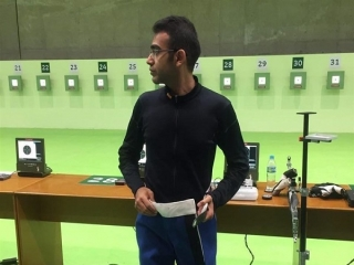 پوریا نوروزیان نماینده ایران در سه وضعیت خواهد بود