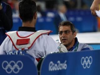 مقانلو: از مردانی راضی هستم/ فراموش نشود که اینجا المپیک است