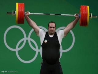 سلیمی بدون مدال در لیست رکوردشکنان المپیک