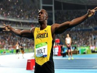 «یوسین بولت» طلای 200 متر را برد/بولت: می خواهم جزو بهترینها باشم