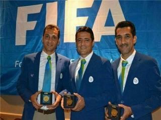 فنایی: انتخاب فغانی برای قضاوت فینال المپیک باعث افتخار است/ در ایران به داوران بها نمیدهند