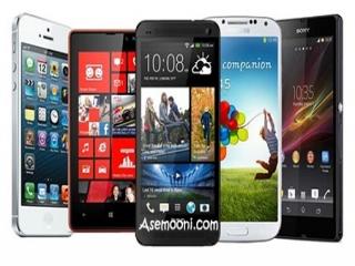 راهنمای خرید گوشی تلفن موبایل هوشمند