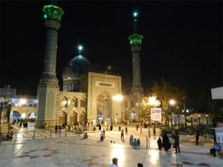 آستان مقدس امامزاده صالح (علیه السلام) ـ میدان تجریش