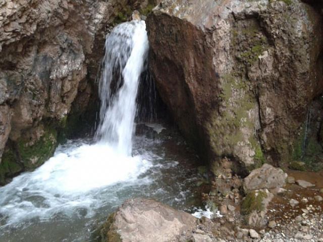 طبیعت زیبای روستای نشل