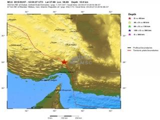زلزله کرمان را لرزاند + جزئیات