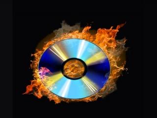 آموزش رایت کردن سی دی