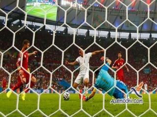 شیلی 2 اسپانیا 0– گزارش بازی جام جهانی