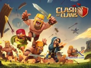 آموزش بازی هیجان انگیز Clash Of Clans