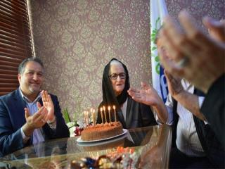 """سالروز تولد """"ملکه رنجبر"""" در بنیاد سینمایی فارابی"""