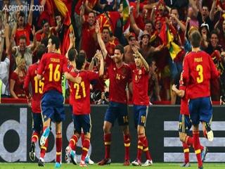 نتیجه بازی اسپانیا و فرانسه