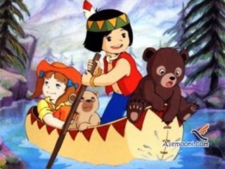 یادی از کارتون خاطره انگیز بچه های کوه تاراک