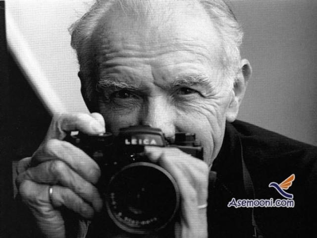 معرفی عکاسان بزرگ جهان