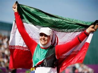 زندگی تحسین برانگیز زهرا نعمتی نخستین پرچمدار زن المپیک ایران