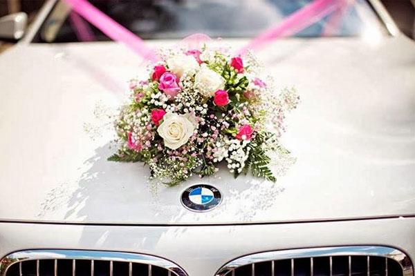 Wedding-car-decoration