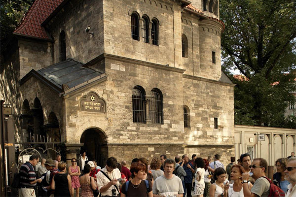 موزه یهودیان شهر پراگ