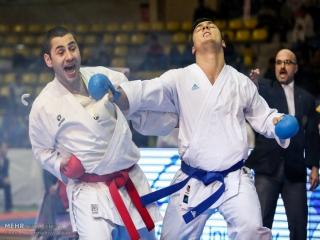 کاراته کاهای ایران هشت مدال طلا و نقره کسب کردند