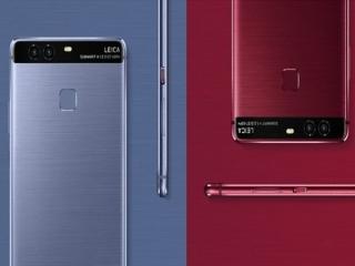 دو رنگ جدید برای P9 هوآوی معرفی شد