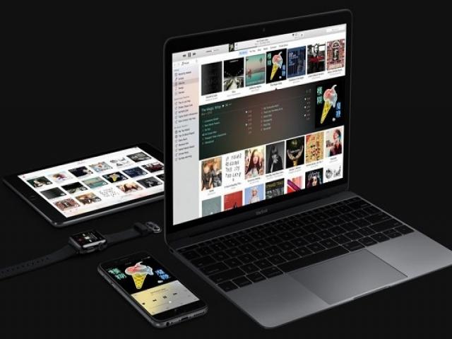 تعداد کاربران اپل موزیک به 17 میلیون رسید