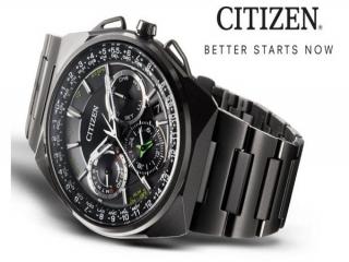 Citizen ساعت خورشیدی می سازد