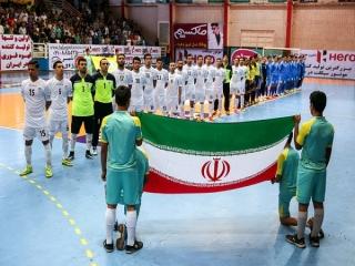 رقابت ایران – پاراگوئه برای رسیدن به نیمهنهایی جام جهانی فوتسال