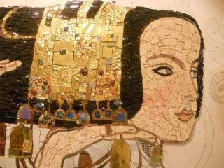 آشنایی با هنر نقاشی موزاییک