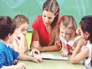 روش تدریس زبان انگلیسی به کودکان