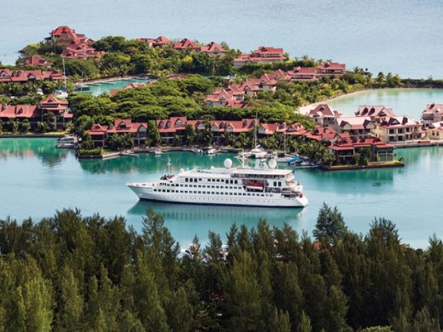 لوکس ترین کشتی های تفریحی دنیا